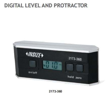 DIGITAL LEVEL AND PROTRACTOR รุ่น 2173