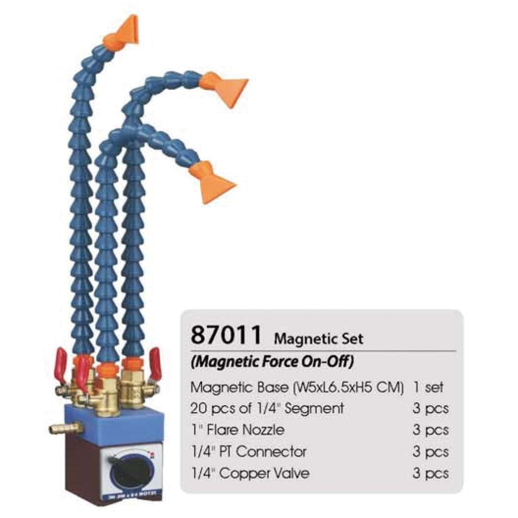87011 MAGNETIC SET (MAGNETIC FORCE ON-OFF)